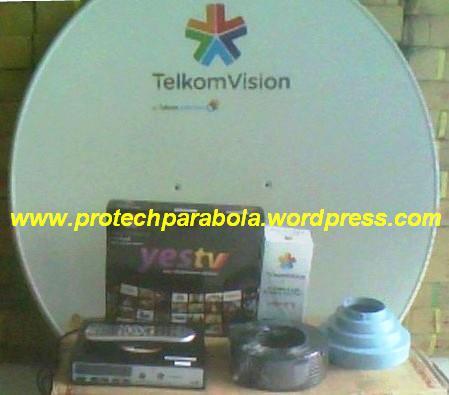 ! set Telkomvision Prepaid.