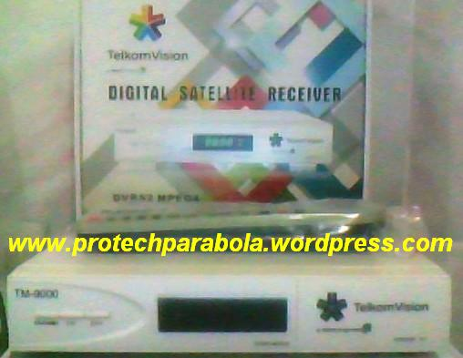 Decoder YES TV Skyworth TM9000 support mpeg2 dan mpeg4 hanya utk