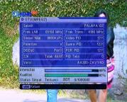 Freq Global TV Mpeg2 4186 V 8800, Aktif 2 Agustus 2016
