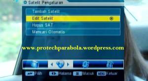 6 Cara edit satelit untuk receiver digital parabola