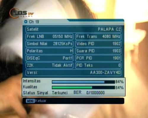 freq LBS TV