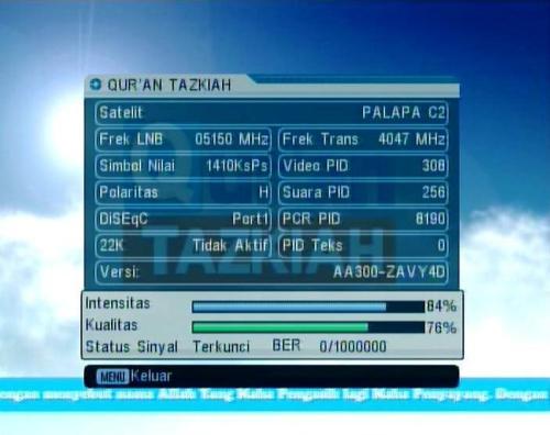 freq Qur'an Tazkiah