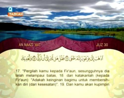 Qur'an Tazkiah Chanel