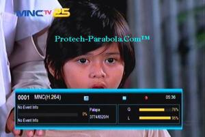 Freq MNC TV Mpeg4