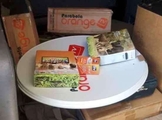Orange TV siap pasang