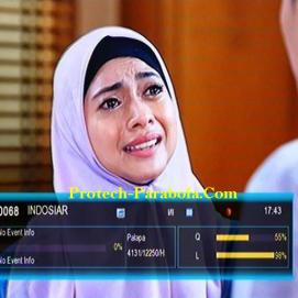 Freq Baru Indosiar Mp4 4131 H 12250 on 25 April 2017