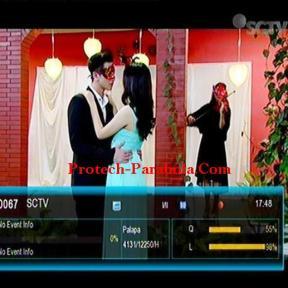 Freq Baru SCTV dan Indosiar Sat Palapa D   Protech Parabola ™