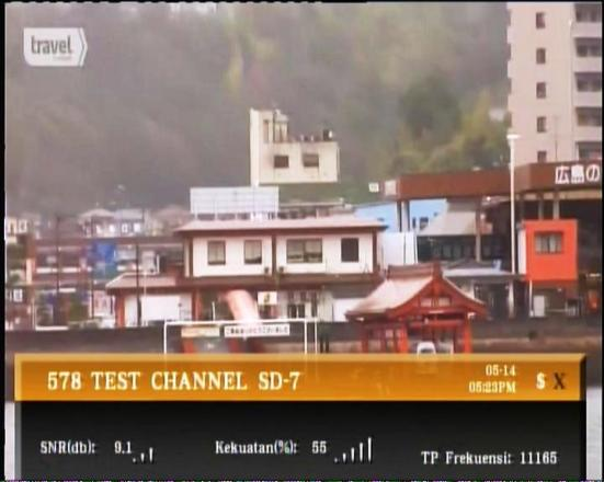 tEST CHANNEL SD 7