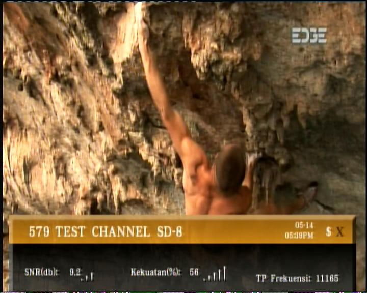 tEST CHANNEL SD 8