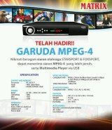 Cara Isi Biss Key Receiver Matrix Garuda Mpeg4