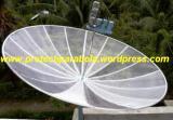 Foto Parabola 8 feet Paragon dengan 4LNB