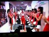 Beningnya nonton F1 di FOX SPORT PlusHD