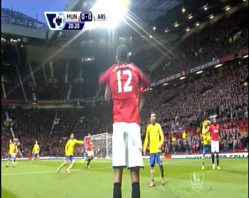 Chinasat 10 3660 V 6200 MANCHESTER UNITED VS ARSENAL