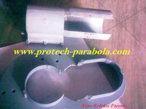 2 Cara Modif LNB untuk Satelit PALAPA D dan CHINASAT 10