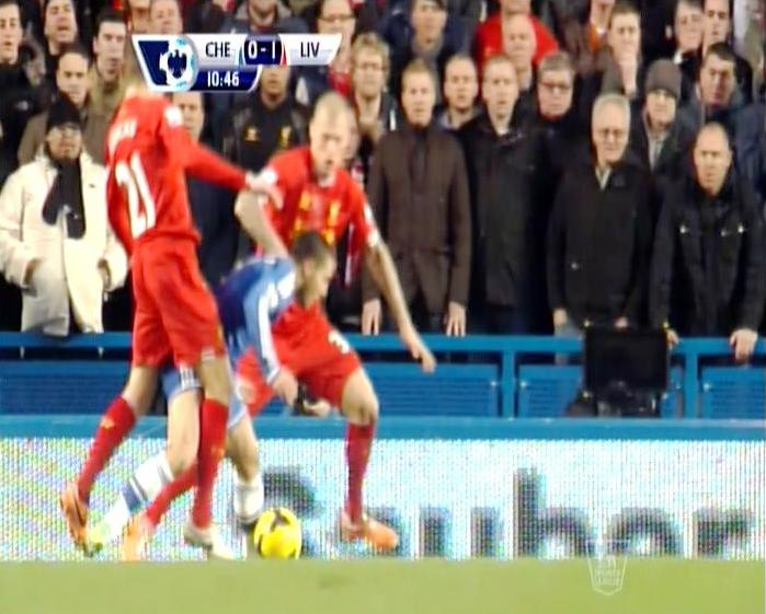 Big Match BPL CHELSEA vs LIVERPOOL on Chinasat 10 Freq 3660 V 6200
