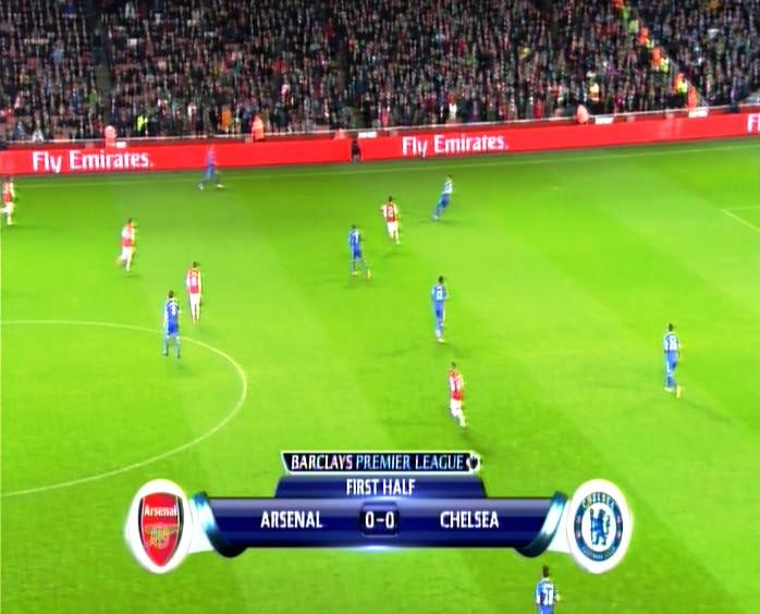 Big Match EPL ARSENAL vs CHELSEA on Chinasat 10 Freq 3660 V 6200 BISS KEY ► 8B 22 1E CB 93 CE 85 E6