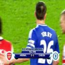 Full Time Big Match EPL ARSENAL vs CHELSEA on Chinasat 10 Freq 3660 V 6200