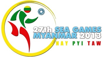 Logo SEA Games 2013