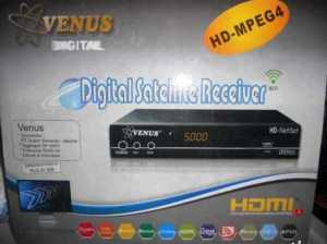 Rec Venus Netsat HD Ethernet