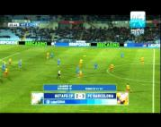Getafe vs Barcelona Apstar 6 at 134.0°E 4052 H 9628 FTA Mpeg 2