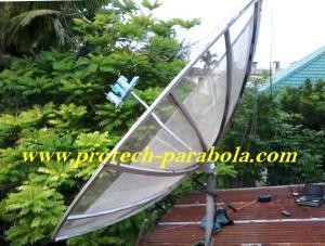 20 Arah Parabola ke satelit YAMAL 202