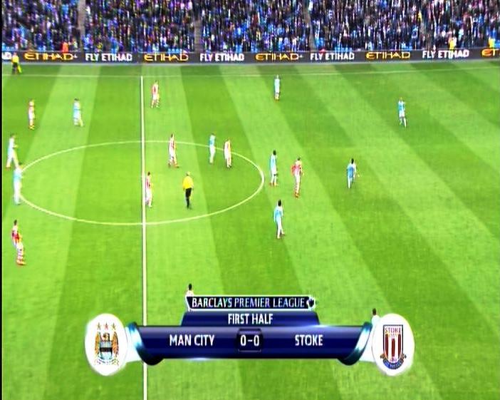 BPL - Manchester vs Stoke on Freq 3650 - 3660 V 6200 @ Chinasat 10 Live