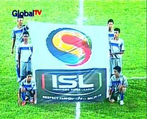 ISL - AREMA vs PERSIJAP JEPARA on GLOBAL TV Freq 3935 H 6500 Biss Key