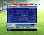 PERSIBA vs TIMNAS U-19 on SCTV Mpeg 2 Freq 3749 H 3125