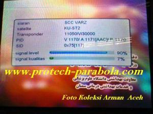 SCC VARZ Freq 11050 V 30000