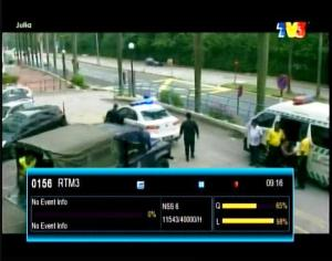 TV 3 Malaysia Freq 11543 H 40000 on NSS 6 – SES 8