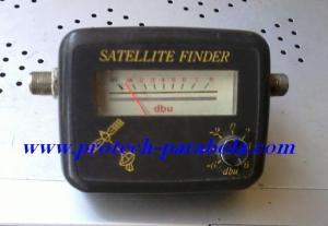 Satelit Finder Manual Analog