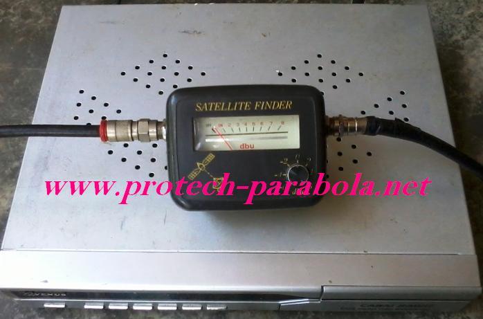 Satelit Finder Untuk Mencari Signal Satelit