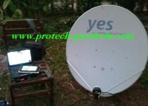 Dish Pay TV untuk Tracking Sat Vinasat 1 KU Band