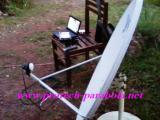 Cara Tracking Vinasat 1/2 KU Band dengan DishTelkomvision