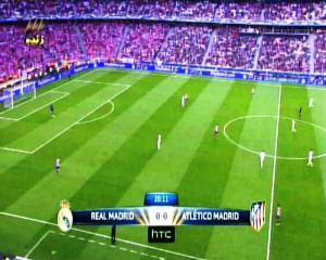 Final Liga Champions REAL MADRID 0 vs 0 ATLETICO MADRID Menit ke 20