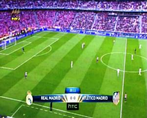 Final Liga Champions REAL MADRID 0 vs 0 ATLETICO MADRID Menit ke 20