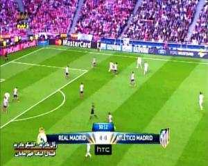 Final Liga Champions REAL MADRID 0 vs 0 ATLETICO MADRID Menit ke 30