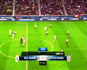Final Liga Champions REAL MADRID 0 vs 1 ATLETICO MADRID Menit ke 67