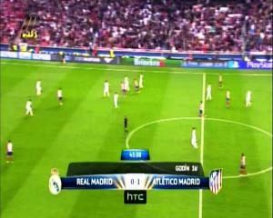 Final Liga Champions REAL MADRID 0 vs 1 ATLETICO MADRID Babak ke 2