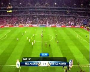 Final Liga Champions REAL MADRID 2 vs 1 ATLETICO MADRID Menit ke 111