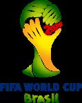 Logo FIFA WORLD CUP 2014 Brazil