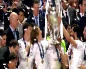 Selamat untuk REAL MADRID Juara Liga Champions 2014