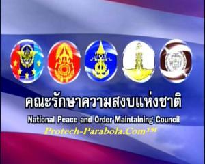 Thailand Menutup Semua Siaran TV