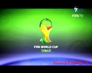 RTTL [Timur Leste] at Telkom 1 Channel Piala Dunia 2014