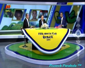 SCC TV3 at ST2 Channel Piala Dunia 2014