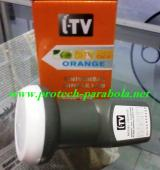 Spesifikasi LNB KU Band i-TV Model ORANGE