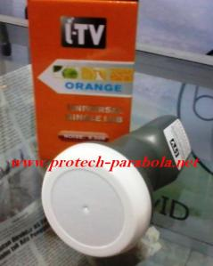 LNB KU Band i-TV Model ORANGE