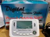 Spesifikasi Digital Satellite Finder Model SF-500 support DVB-S2, DVB-S