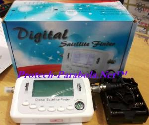 Digital Satellite Finder Model SF-500 support DVB-S2,DVB-S