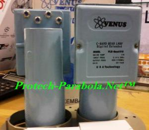 LNB C Band 2 in 1 VENUS KEMBAR 8166 4 output untuk 1 ∼ 4 Receiver